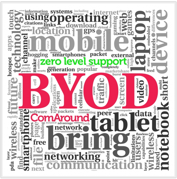 BYOD ou COPE : un dilemme pour la DSI ?