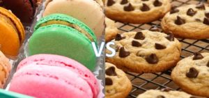 La cuisine à la Google : Macarons versus Cookies !