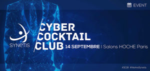 Cyber Cocktail Club – 14/09/2018