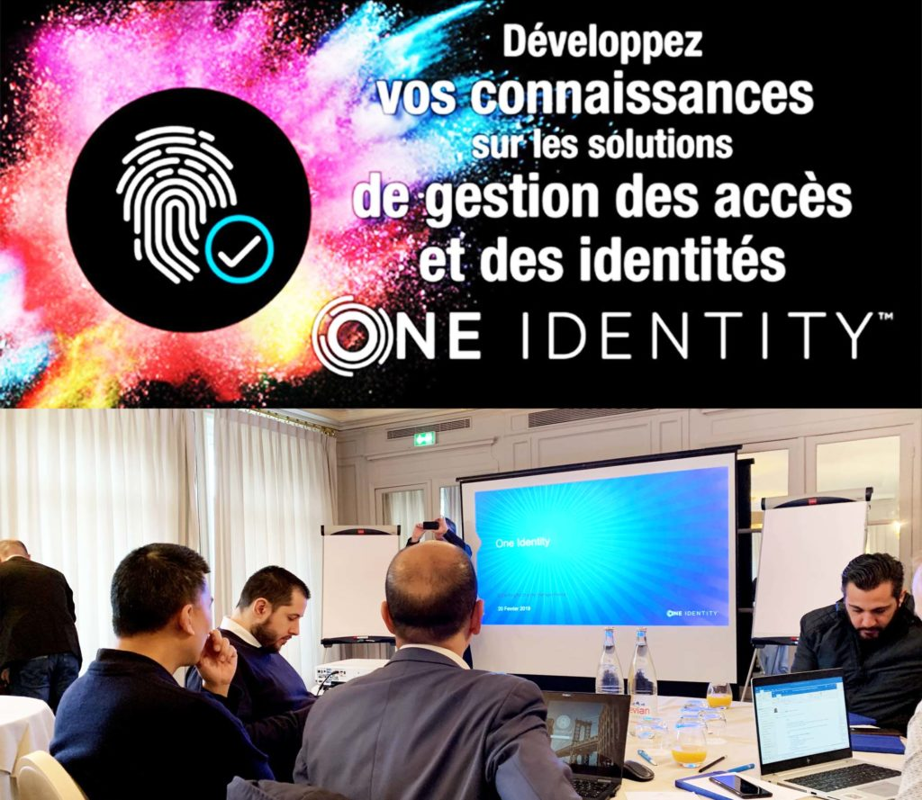 Matinée One Identity – Exclusive Network France
