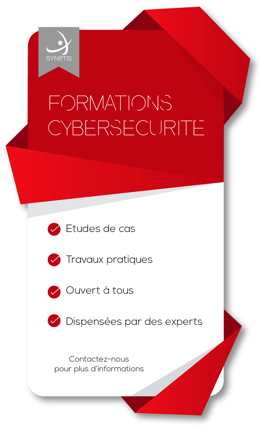 Les formations Synetis