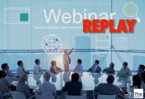 [Replay] Webinar | Sécuriser ses environnement microsoft.