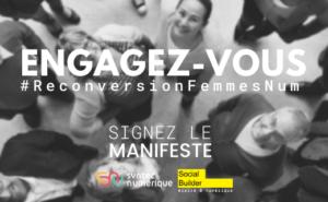 Manifeste | Femmes dans le Numérique