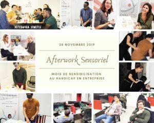 Afterwork Sensoriel   Éveil des sens