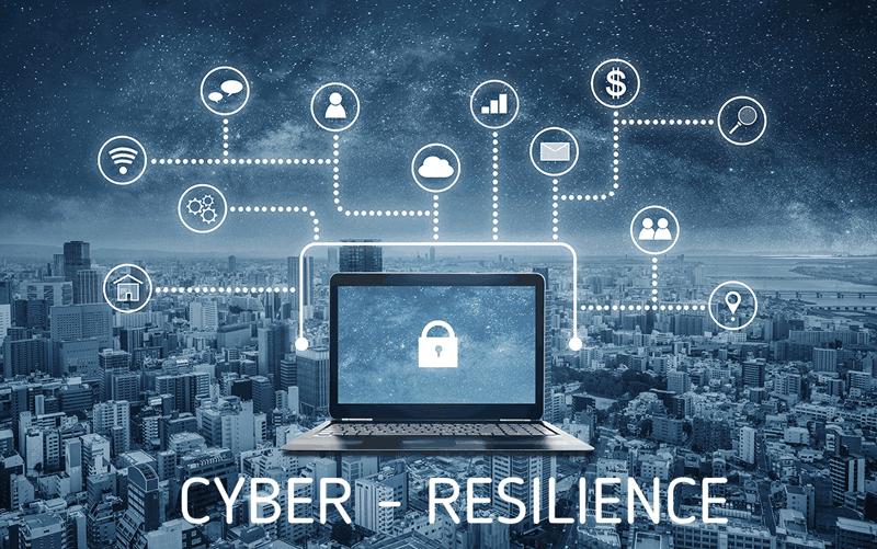 Cyber-résilience : entre mythe et pragmatisme