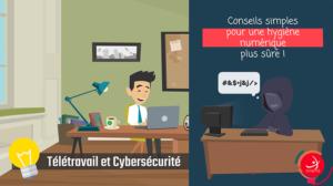 Télétravail & Cybersécurité #2