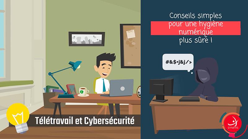 Télétravail & Cybersécurité