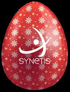 oeuf Synetis rouge