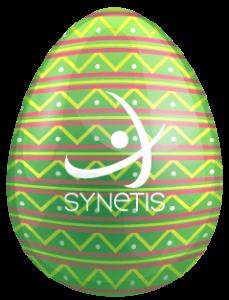oeuf Synetis vert