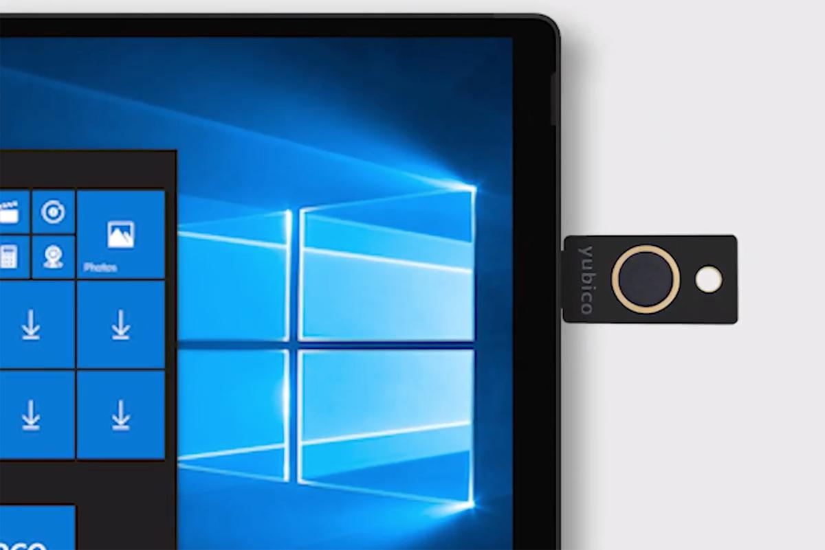 Mise en place de signature de code avec une YubiKey dans un contexte Windows