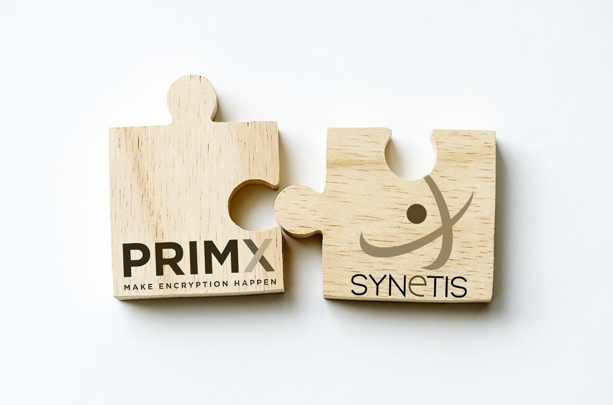 Synetis 1er partenaire PRIM'X