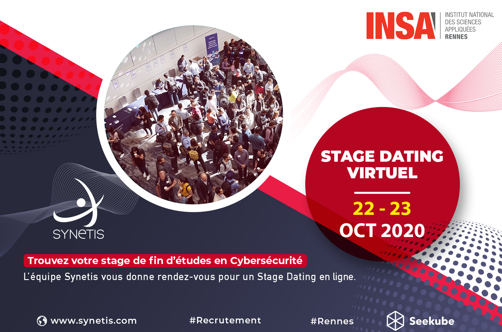 Stage Dating INSA