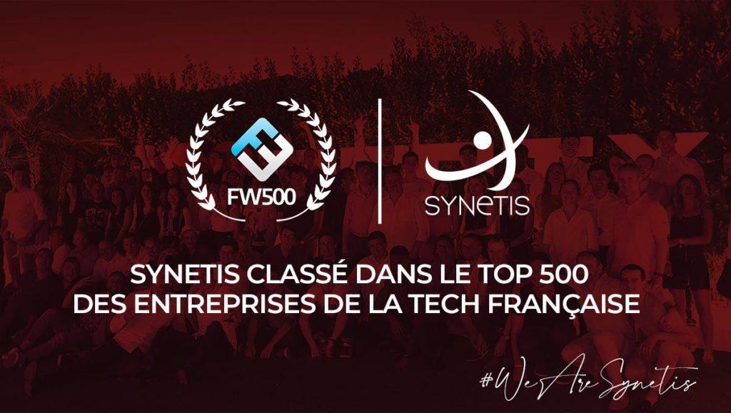 Synetis, acteur majeur de la French Tech