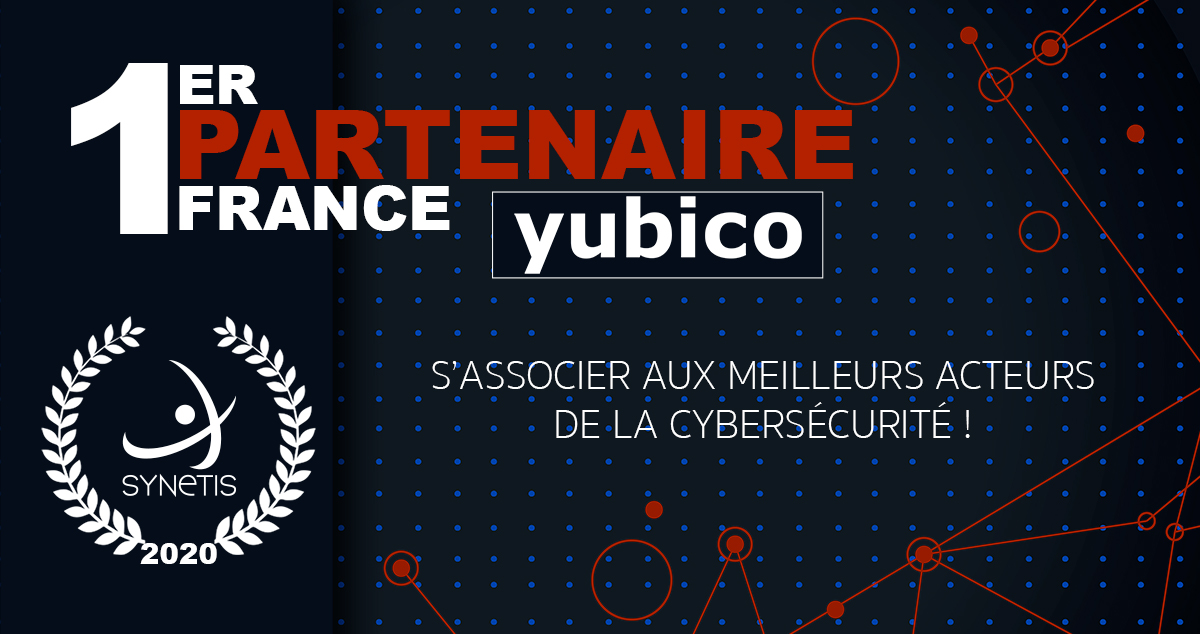 Yubico partner award 2021